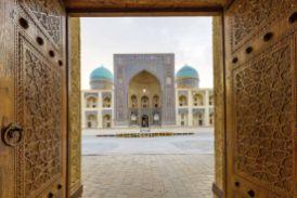 Unter UNESCO-Schutz gestellt: Buchara in Usbekistan. Foto: GettyImages/FTI