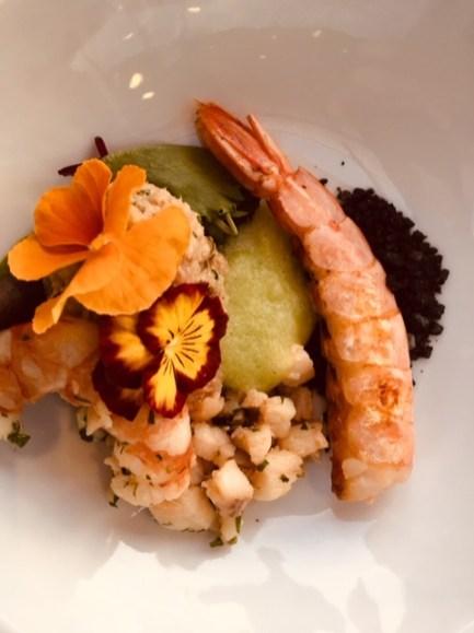 In den A La Carte Restaurants der Park Plaza Hotels gibt es auch Sterne-Küche