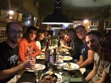 Team meetup in Lisbon, Portugal