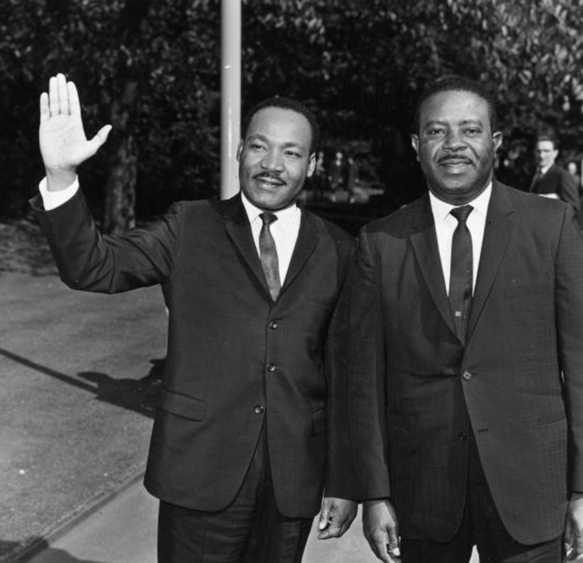 How Mlk S Right Hand Man Was Erased From History