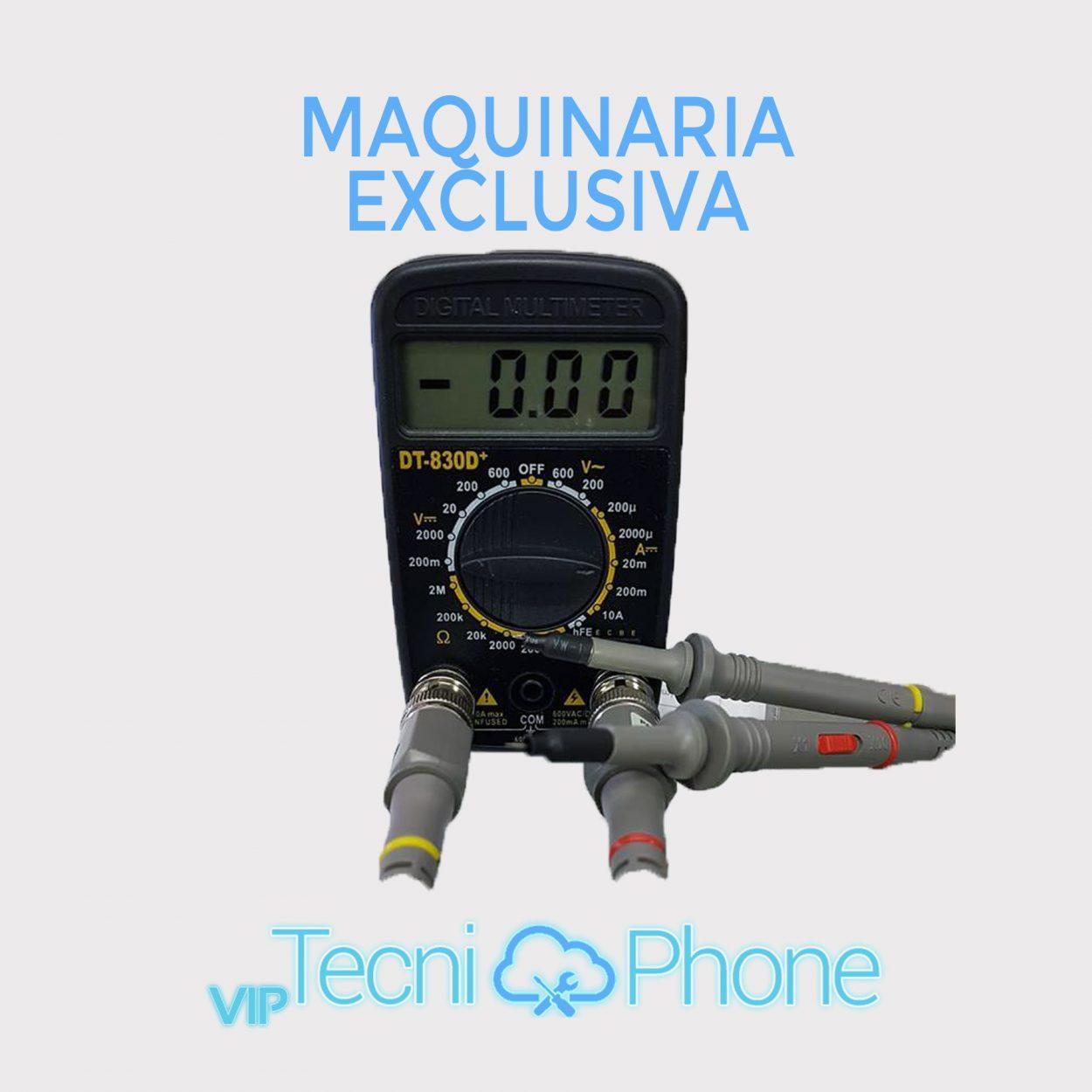 MAQUINARIA EXCLUSIVA