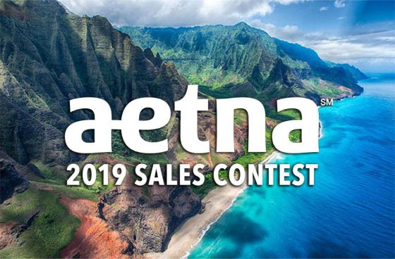 Aetna's 2019 Sales Contest