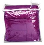 Vinyl Comforter Bag