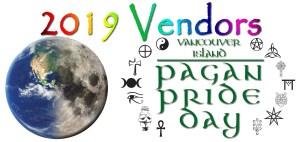 2019 Vendors Vancouver Island Pagan Pride Day