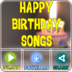 Happy Birthday Songs Offline Ads-Free APK 1.6