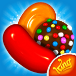 Candy Crush Saga mod apk (Unlock all levels) v1.169.1.1