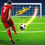Football Strike Multiplayer Soccer mod apk (Much money) v1.20.0