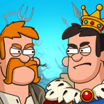 Hustle Castle Medieval games in the kingdom mod apk (Much money) v1.19.1