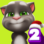 My Talking Tom 2 mod apk (Much money) v1.8.1.858