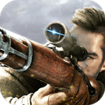 Sniper 3D Strike Assassin Ops Gun Shooter Game mod apk (Much money) v2.4.3
