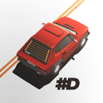 #DRIVE mod apk (much money) v1.9.3