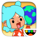 Toca Life World Build stories & create your world mod apk  (Unlocked) v1.23.1