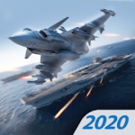Modern Warplanes Sky fighters PvP Jet Warfare mod apk (much money) v1.12.0