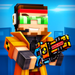 Pixel Gun 3D FPS Shooter & Battle Royale mod apk (much money) v18.0.1