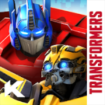 TRANSFORMERS Forged to Fight mod apk (Unlocked) v8.4.3