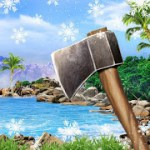Woodcraft Survival Island mod apk (Disabled ad serving) v1.30