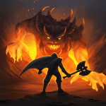 Taptic Heroes Idle Tap RPG clicker games mod apk (Team Upgrade cost 0 & More) v1.1.18