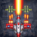 1945 Air Force Free shooting game mod apk (Unlimited Money/Gems) v7.62