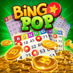 Bingo Pop Live Multiplayer Bingo Games for Free mod apk (Unlimited Cherries/Coins) v6.4.103