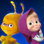 Masha and the Bear We Come In Peace! mod pak (No ads) v1.0.3