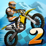 Mad Skills Motocross 2 mod apk (Rockets/Unlocked) v2.25.3134