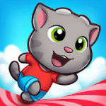 Talking Tom Candy Run mod apk (Mod Money) v1.6.0.366