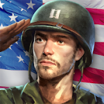WW2 Strategy Commander Conquer Frontline mod apk (much money) v2.8.1