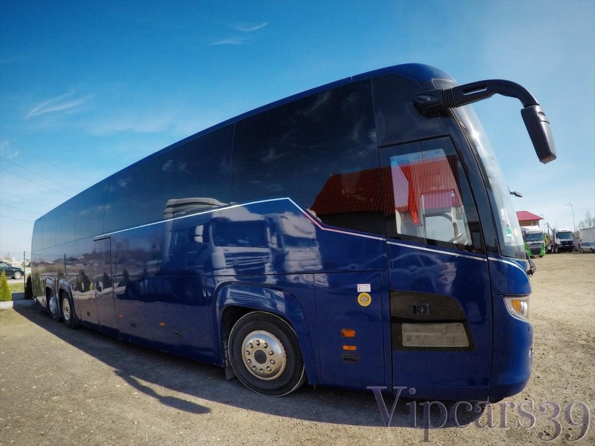 Заказать Scania Higer Touring