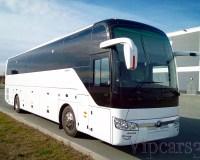 заказать автобус Yotong с водителем