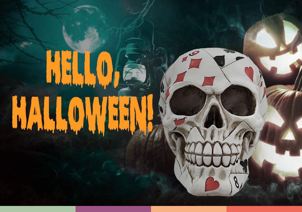 Хэллоу, Хэллоуин!