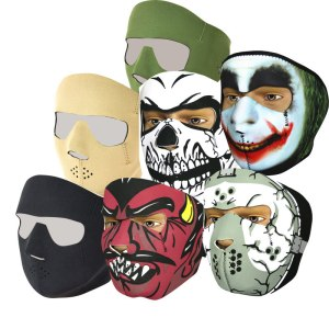 Neoprene Full Face Masks
