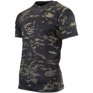 Mesh-Tech T-Shirt črni VCAM