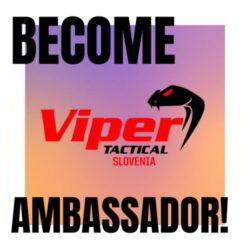 Viper Tactical Slovenia Ambassador