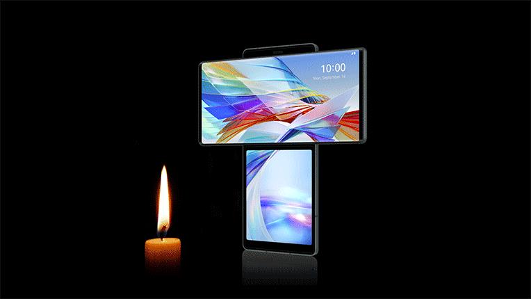 RIP LG Mobile