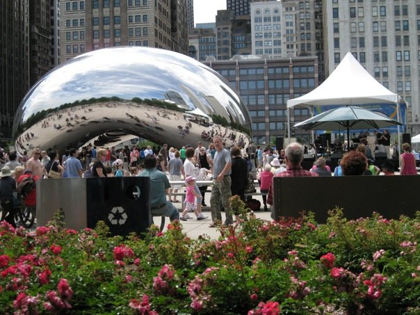 The Viper and His Famous Orchestra, Millennium Park, Chicago (July 12, 2009)