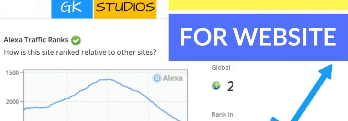 Best Website Traffic Ranking | Alexa Ranking Tips 2017