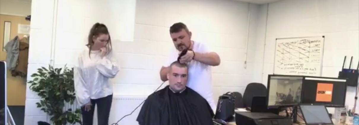 Brave the Shave. Ipswich SEO based company. SEOmers