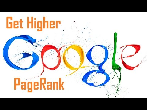 Google Page Rank   Page ranking   How to increase Page Rank   SEO -Part 15