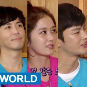 Happy Together - Jang Nara, Seo Inguk, Choi Wonyoung & more! (2015.07.09)