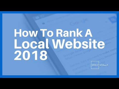 How To Rank A Local Website Step-By-Step Guide [2018] [FREE ROADMAP] [SEO]