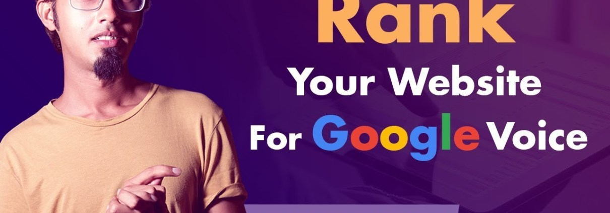 Rank Your Website For Google Voice (lots of free traffic)