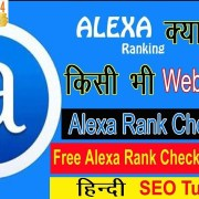 What is Alexa Rank| How does improve Alexa Rank of your Website| In Hindi| Digital Learning44