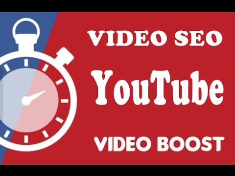 YouTube Video SEO Video Ranking And Video Marketing