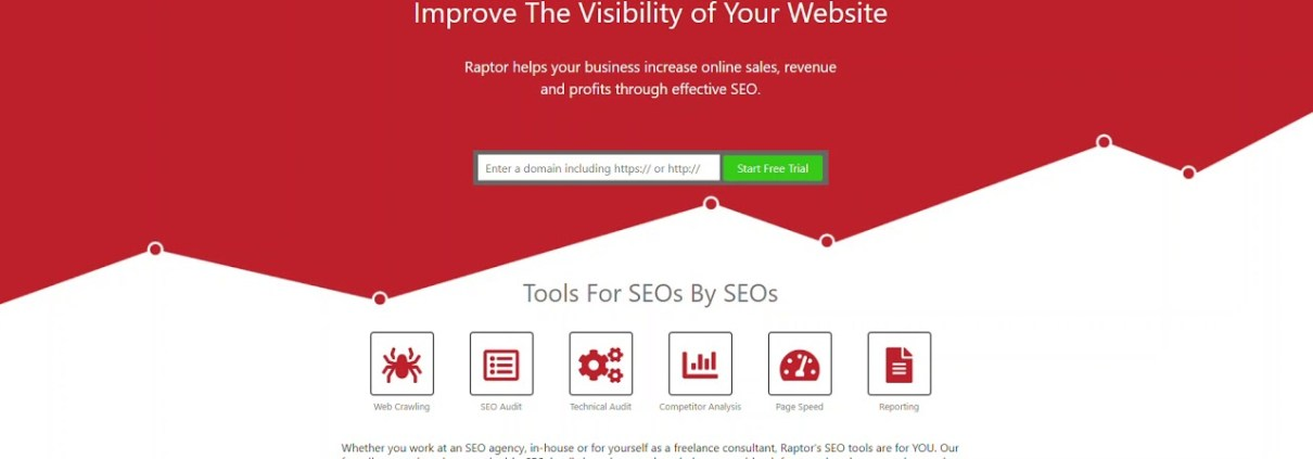 All Page Title Pages - Raptor SEO Data