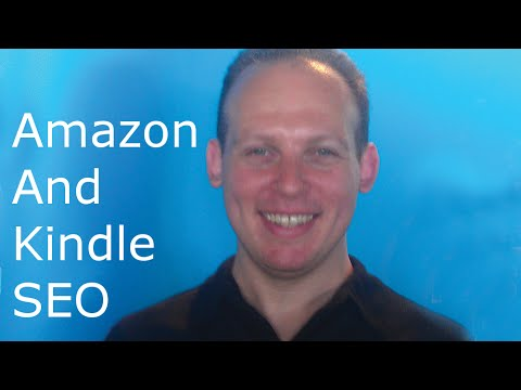 Amazon and Kindle SEO: How to sell more by ranking your books or products in Amazon & Kindle search