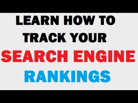 Easily Find Your Google Search Engine Ranking Position (SERP) - Website Ranking