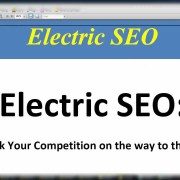 Electric SEO - WSO Warrior Forum - SEO Forumula for Ranking Your Website