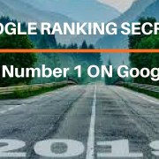 Google Ranking Secrets 2019 - google seo and google seo ranking factors 2019