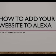How to Add website in Alexa Ranking - Techify Learners