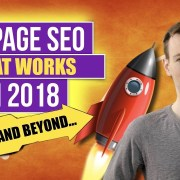 On-Page SEO Factors For Google in 2018 - Recap